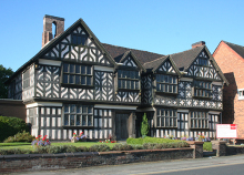Nantwich, Churche's Mansion, Cheshire © Espresso Addict